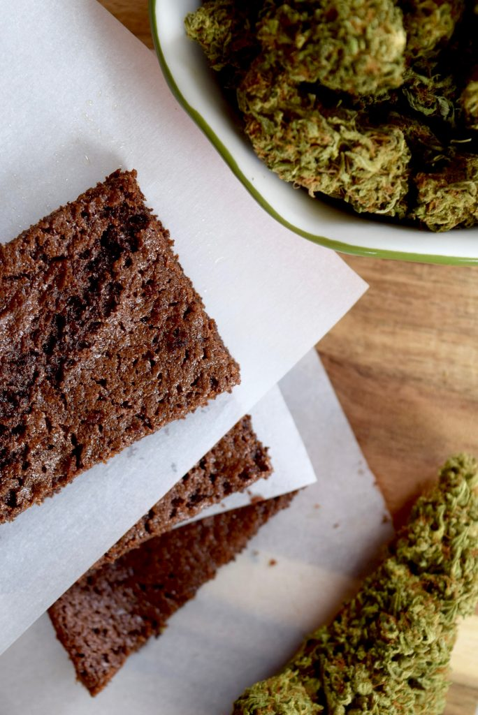 paleo pot brownies